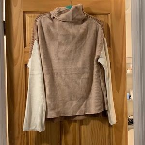 Miracle Reversible Beige Sweater